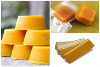 Рецепты применения пчелиного воска