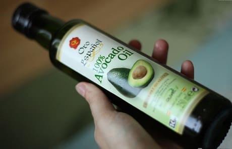 Пищевое масло авокадо