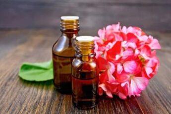 Свойства и применение масла герани