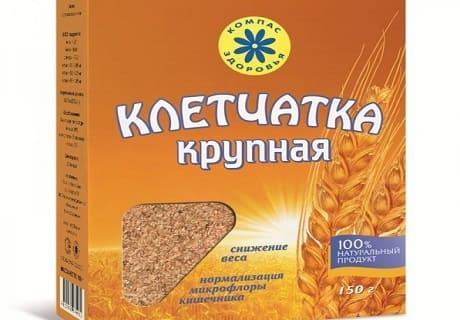 Грубая пшеничная клетчатка