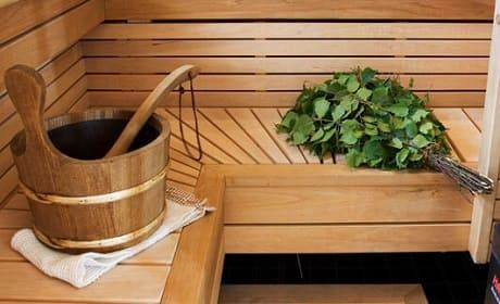 Как запарить березовый веник для бани