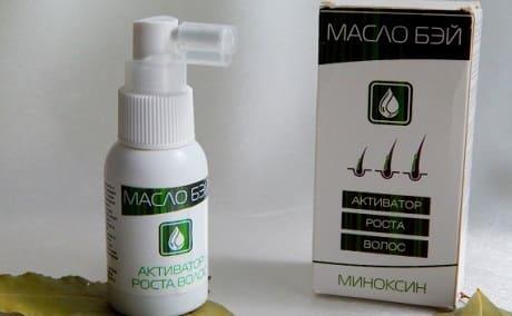 Масло бэй активатор роста волос