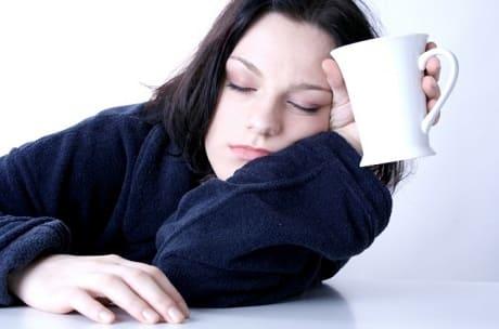 Повышенная утомляемость и слабость