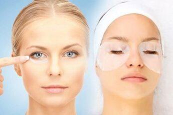 Маски против морщин вокруг глаз