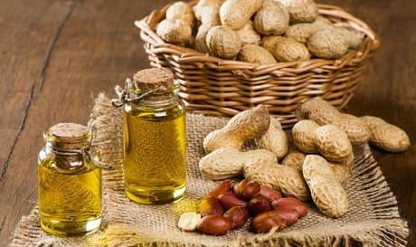 Полезные свойства арахисового масла
